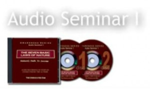 AwarenessSeries Audio-Seminar