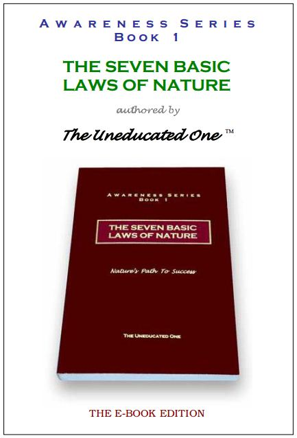 7 Nature's Laws Of Success
